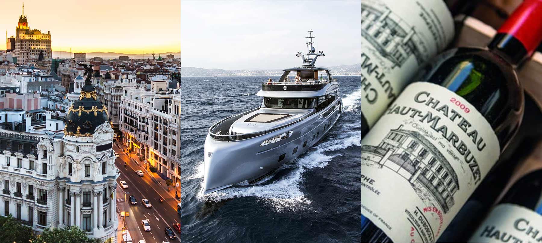 les plus belles destinations de luxe