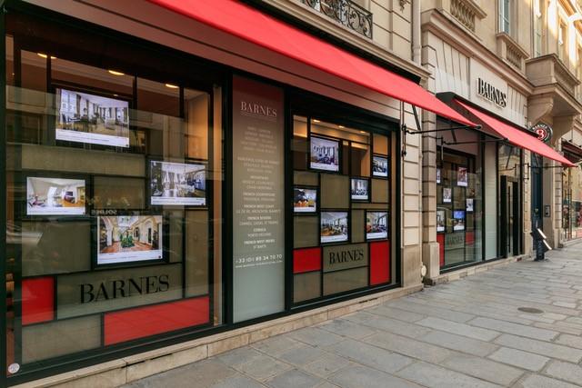 Contacter l 39 agence barnes private office paris biens d 39 exception - Biens atypiques paris ...