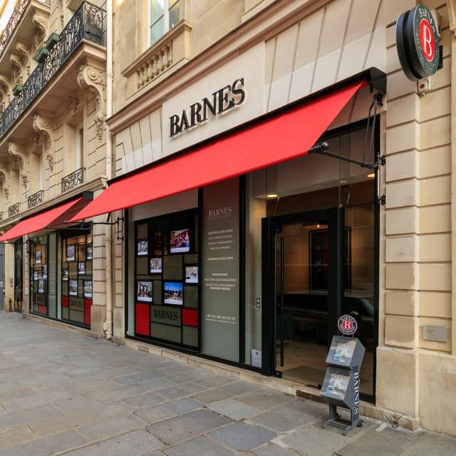 BARNES BUSINESS DEVELOPMENT