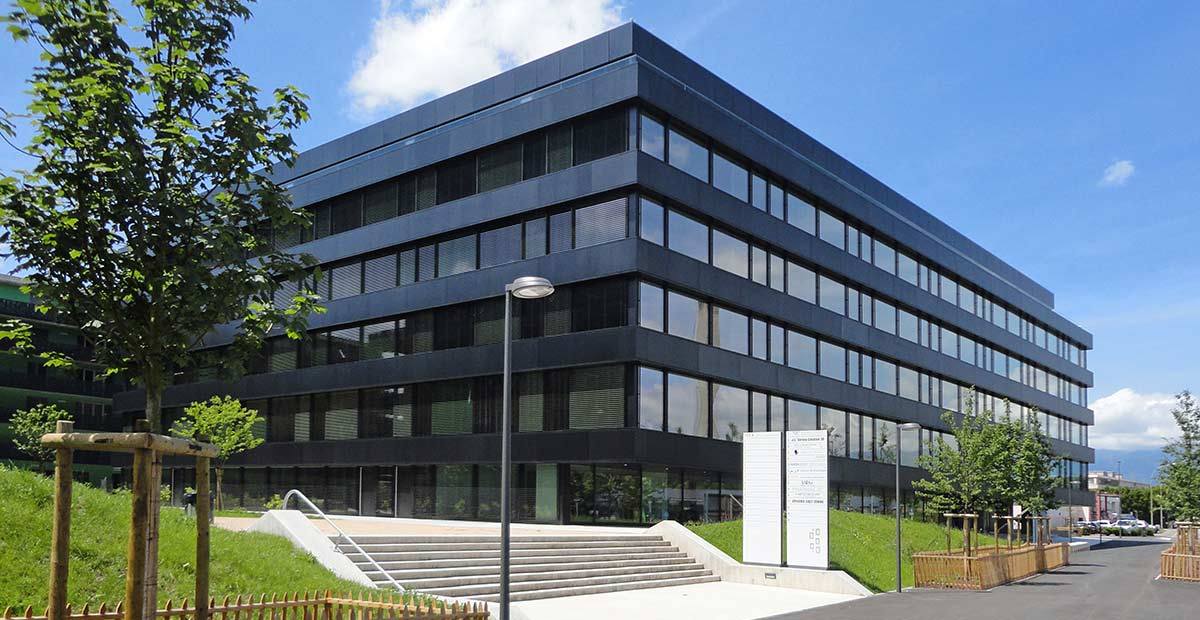 BARNES GENEVA HEADQUARTERS