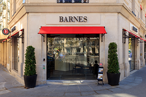 BARNES INVESTMENT REALTY