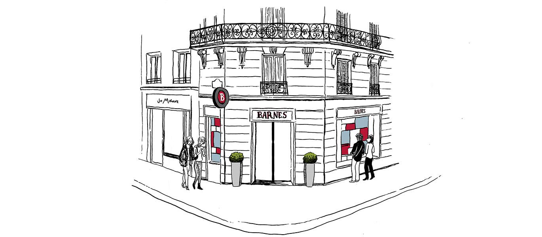 BARNES PIED-À-TERRE PASSY-LA MUETTE