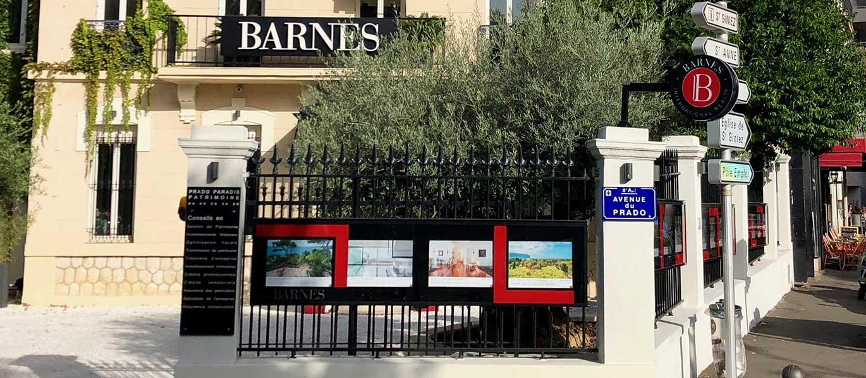 BARNES MARSEILLE