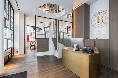offices barnes. Black Bedroom Furniture Sets. Home Design Ideas