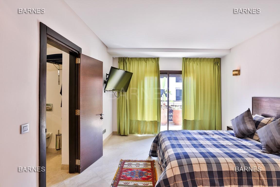Appartement de prestige de luxe vendre dans le quartier de gueliz centre ville for Appartement de prestige