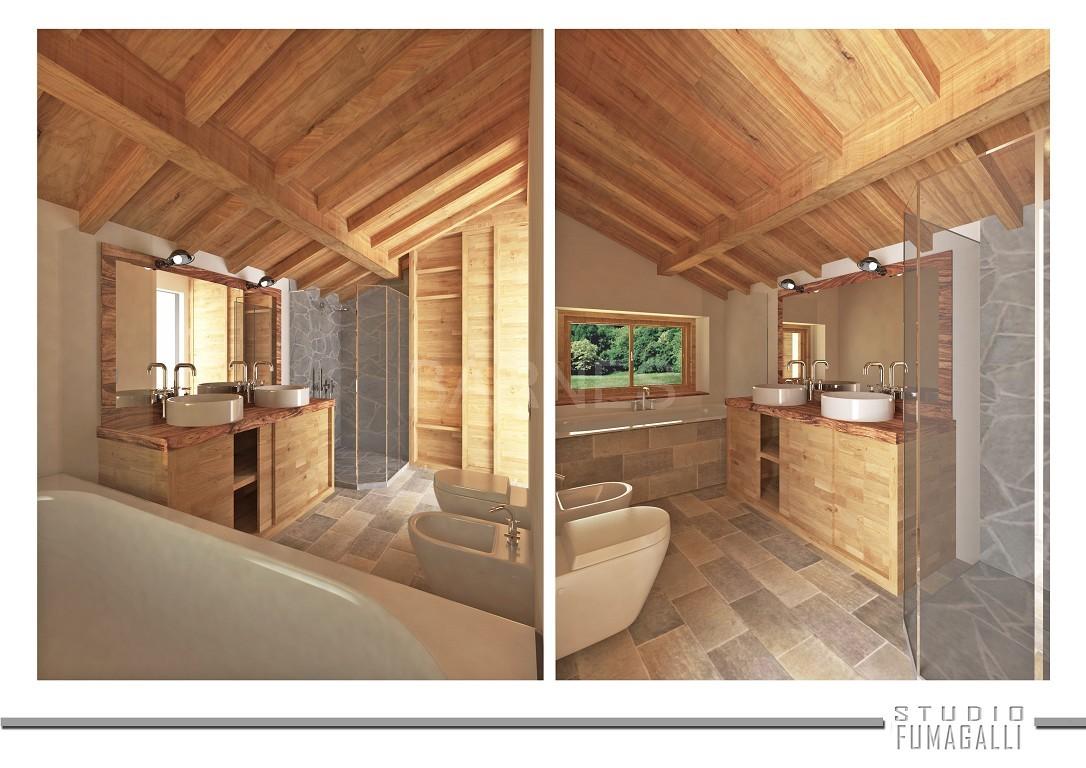 chamonix coverays terrain a batir permis de construire et plans chalet de cinq chambres. Black Bedroom Furniture Sets. Home Design Ideas