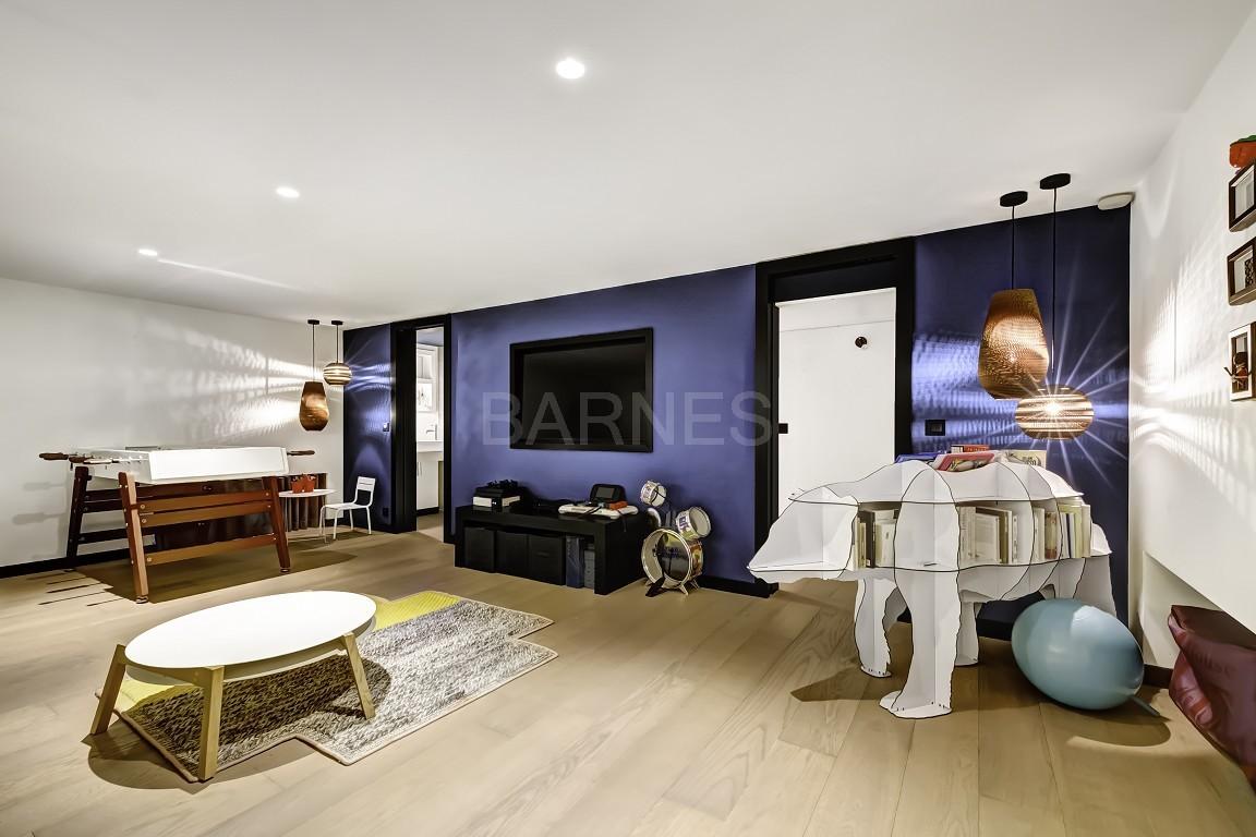 Magnifique loft en duplex entièrement rénové au coeur d'Aix les Bains picture 12