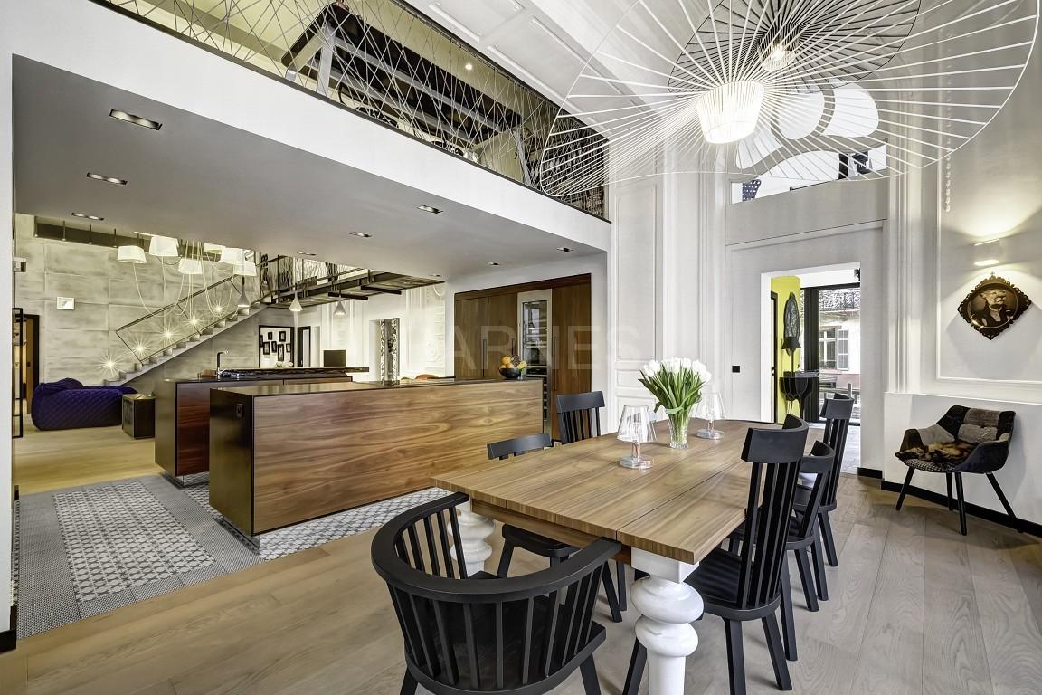 Magnifique loft en duplex entièrement rénové au coeur d'Aix les Bains picture 2
