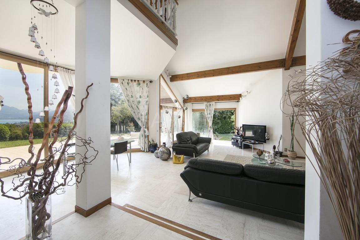 villa d 39 architecte sur les hauteurs d 39 annecy le vieux avec