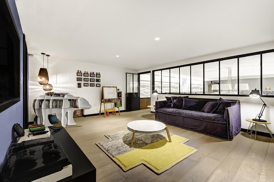 Magnifique loft en duplex entièrement rénové au coeur d'Aix les Bains picture 13
