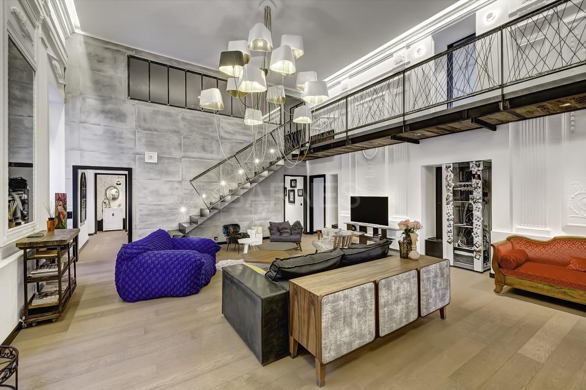 Magnifique loft en duplex entièrement rénové au coeur d'Aix les Bains picture 3