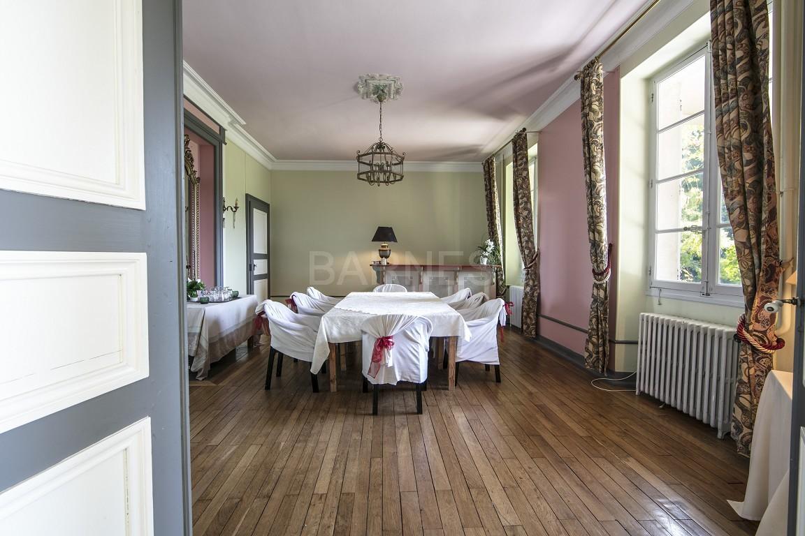 Superbe propriété viticole du XIX ième bénéficiant d'une belle vue sur la chaîne de Belledonne. picture 7