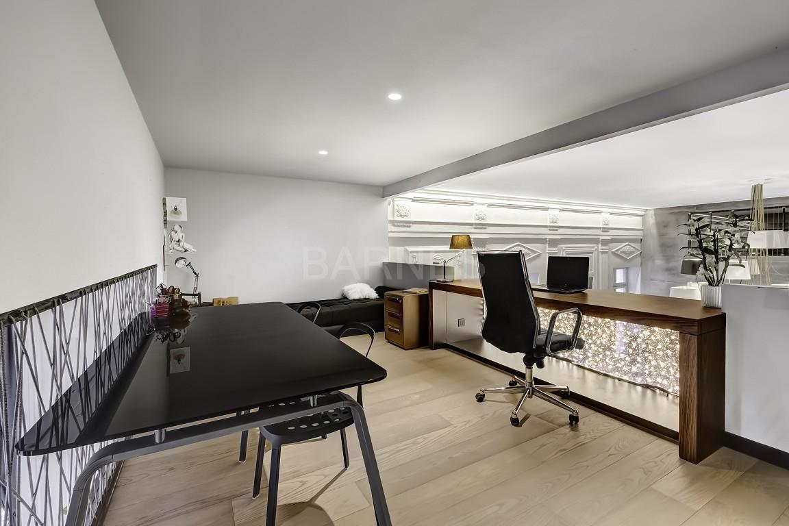 Magnifique loft en duplex entièrement rénové au coeur d'Aix les Bains picture 10