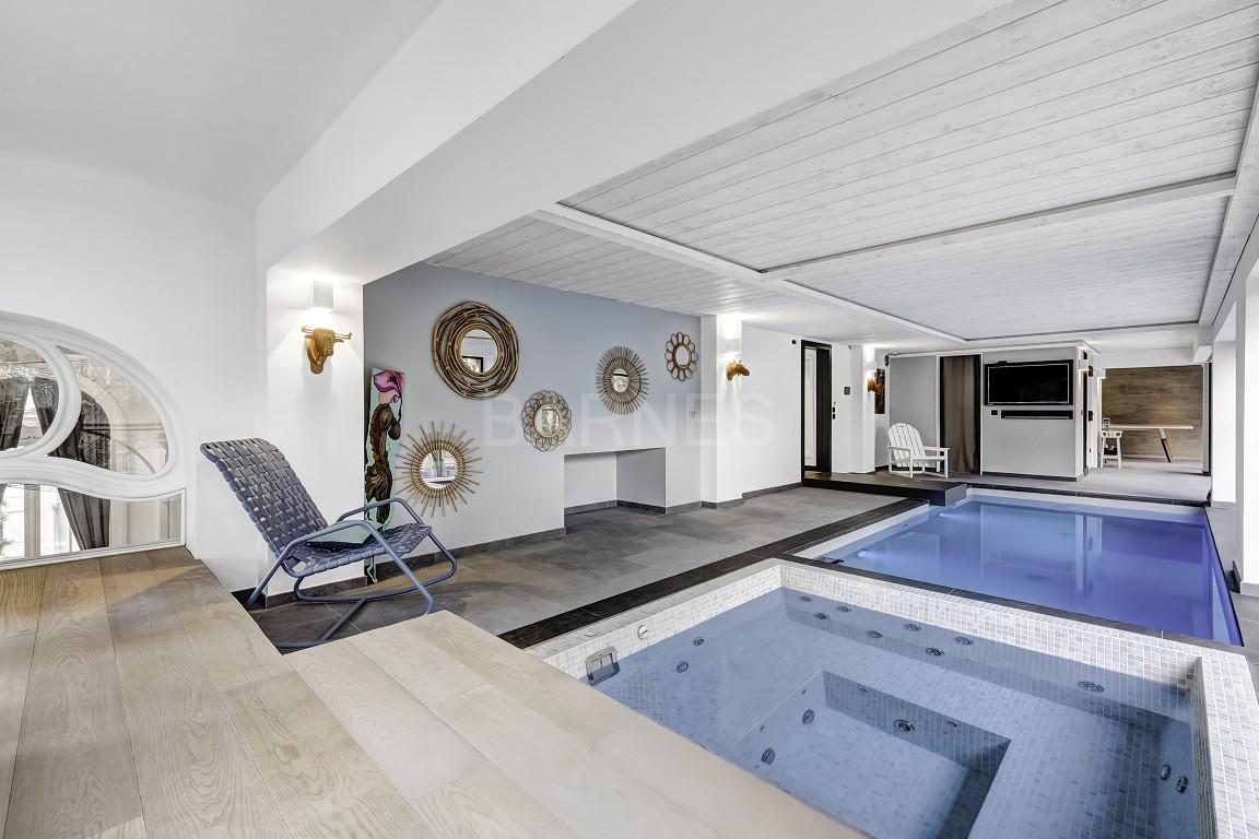 Magnifique loft en duplex entièrement rénové au coeur d'Aix les Bains picture 11
