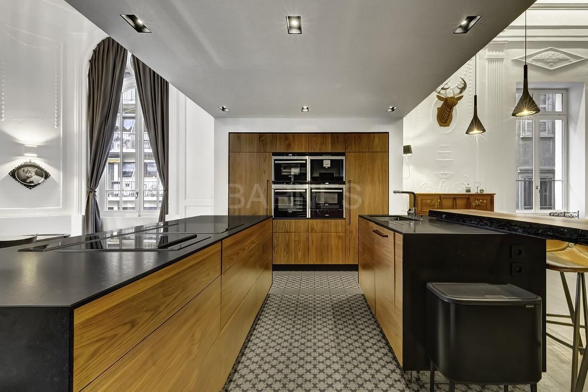 Magnifique loft en duplex entièrement rénové au coeur d'Aix les Bains picture 8