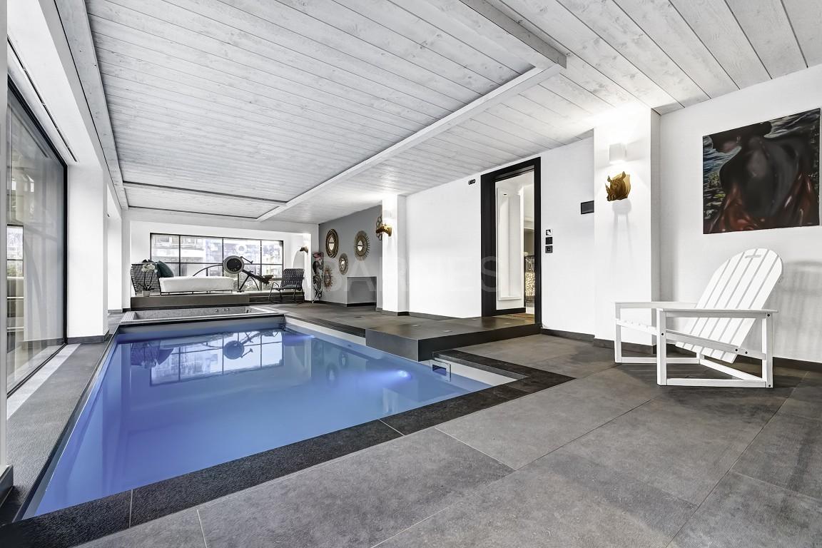 Magnifique loft en duplex entièrement rénové au coeur d'Aix les Bains picture 4