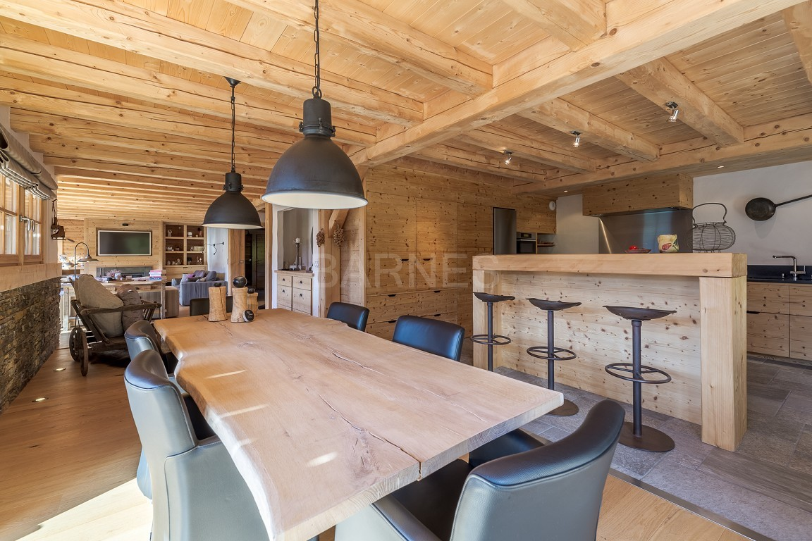 ARECHES / BEAUFORT Superbe chalet familial picture 18