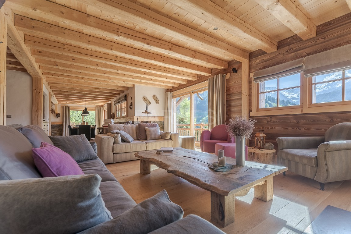 ARECHES / BEAUFORT Superbe chalet familial picture 2
