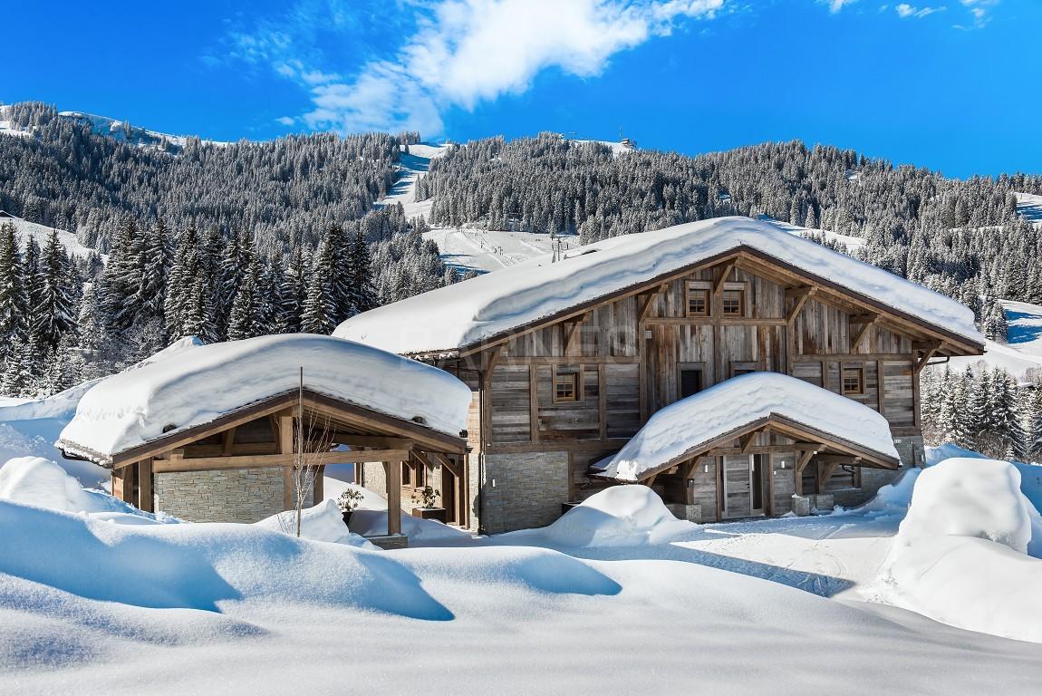 Chalet au Mont d'Arbois picture 1