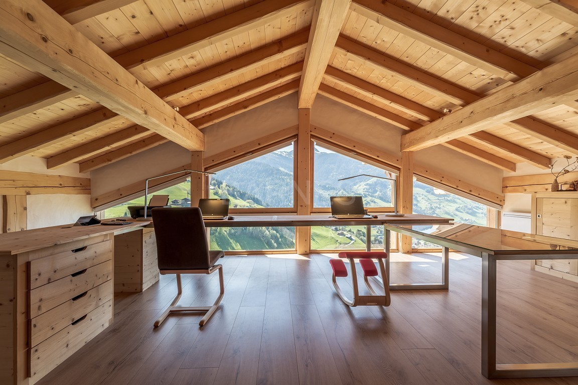 ARECHES / BEAUFORT Superbe chalet familial picture 10