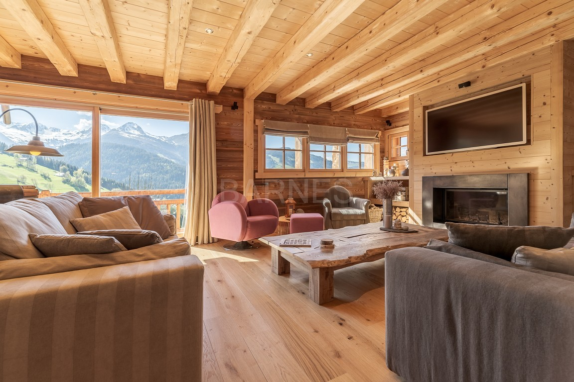 ARECHES / BEAUFORT Superbe chalet familial picture 11