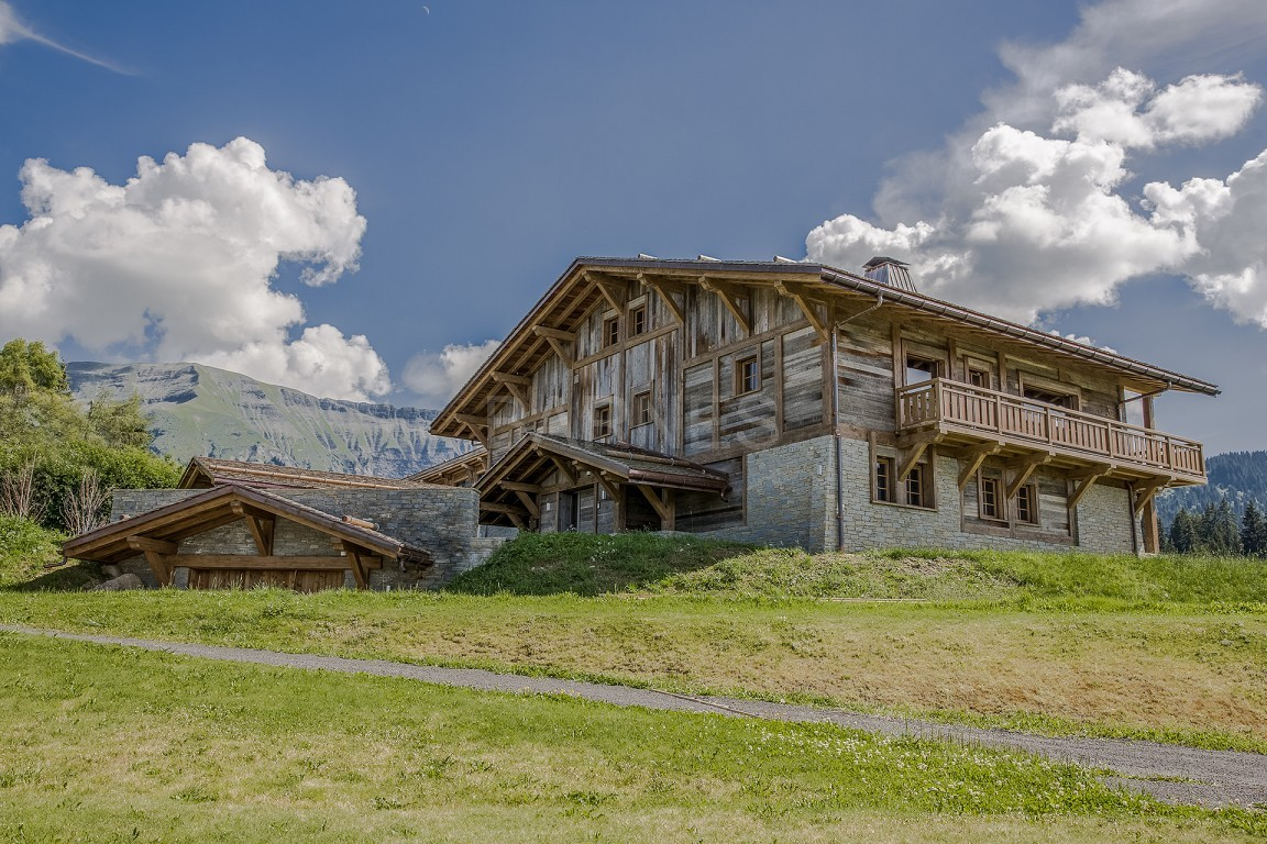 Chalet au Mont d'Arbois picture 12