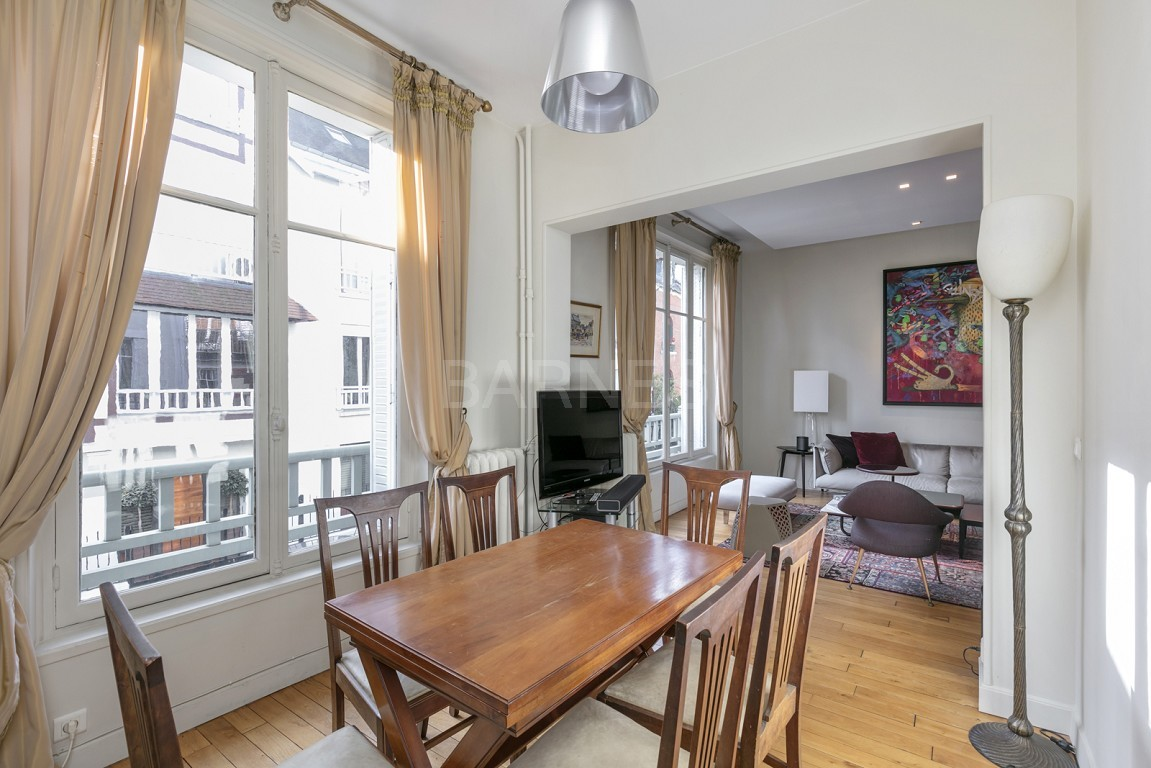 VENTE MAISON -VOIE PRIVEE - NEUILLY - CHATEAU / PERRONET picture 18