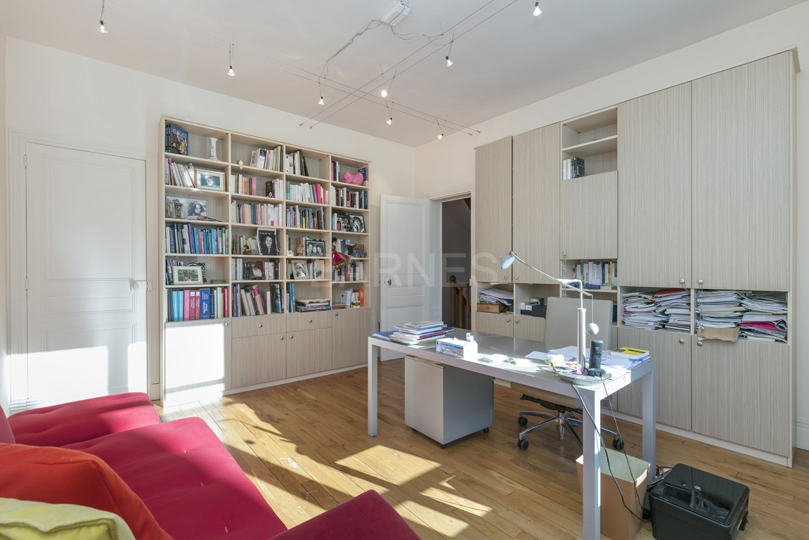 VENTE MAISON -VOIE PRIVEE - NEUILLY - CHATEAU / PERRONET picture 13