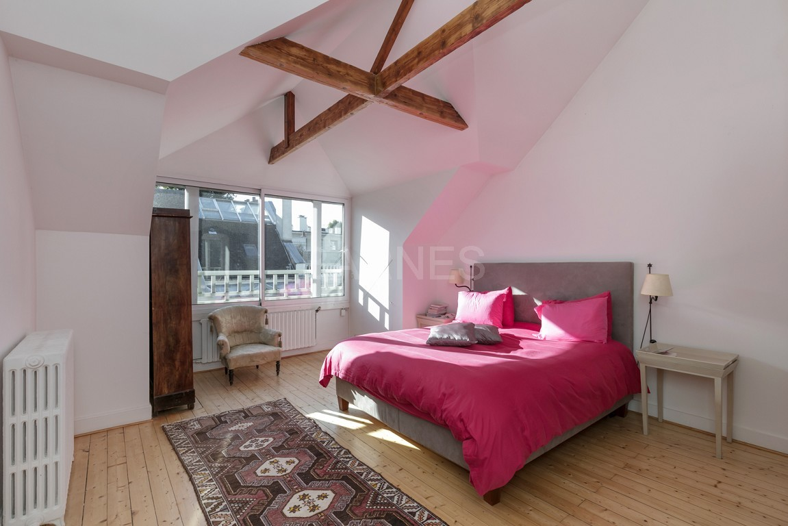 VENTE MAISON -VOIE PRIVEE - NEUILLY - CHATEAU / PERRONET picture 5