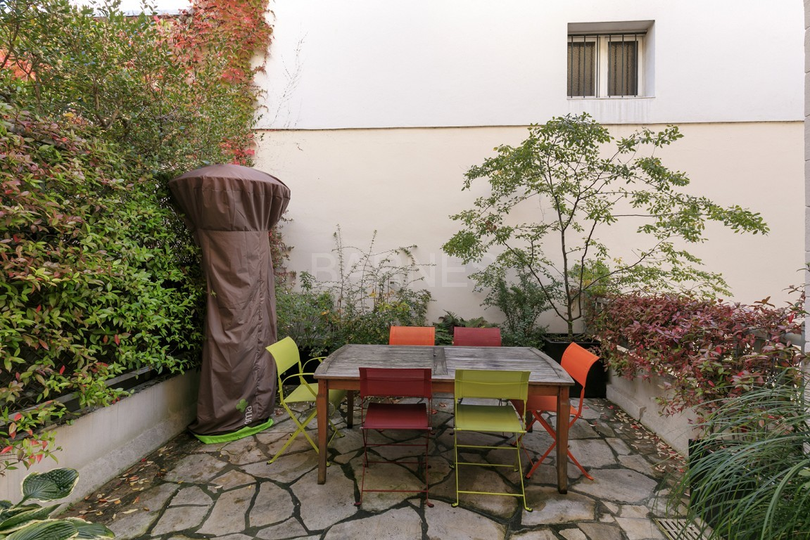 VENTE MAISON -VOIE PRIVEE - NEUILLY - CHATEAU / PERRONET picture 19