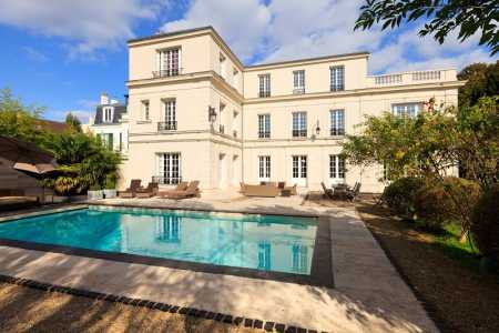 Ventes immobilier luxe saint cloud barnes for Acheter maison saint cloud