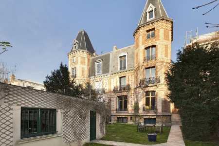 Maison de caractère, PARIS - Ref M-08384