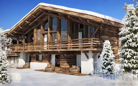CHALET, Praz-sur-Arly - Ref 2666835
