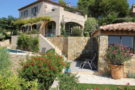 Maison, Saint-Cyr-sur-Mer - Ref 2542893