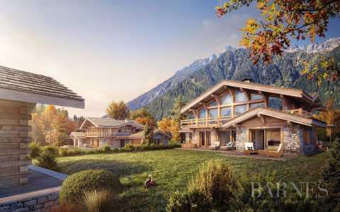 CHALET, Chamonix-Mont-Blanc - Ref 2666211