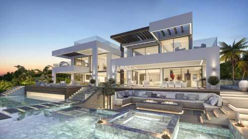 Maison, Marbella - Ref 1061