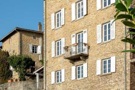 Maison de village, Saint-Didier-au-Mont-d'Or - Ref 2660213