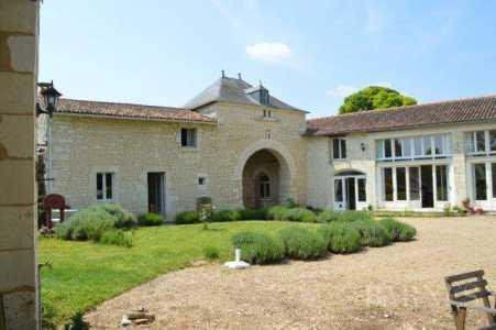 Manoir, Saumur - Ref 2553602
