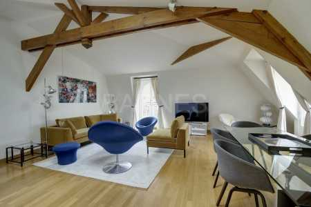 FURNISHED APARTMENT, PARIS - Ref A-75198