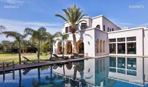 Villa de prestige, MARRAKECH - Ref M-42044