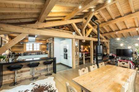 CHALET, Chamonix-Mont-Blanc - Ref 2666833