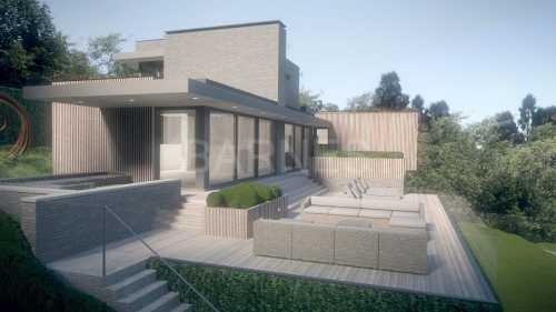 Casa contemporánea, BRAINE L'ALLEUD - Ref M-75539