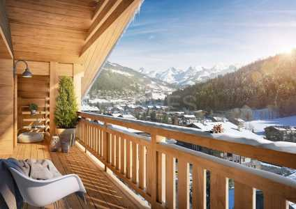 APPARTEMENT STANDING, LE GRAND-BORNAND - Ref A-68118