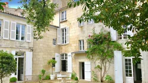 Hôtel particulier, LA ROCHELLE - Ref M-58115