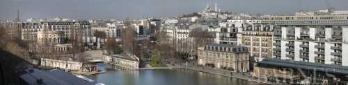 APPARTEMENT, Paris 75019 - Ref 2852430