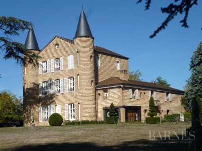 CASTLE, Châtillon-sur-Chalaronne - Ref 2553503