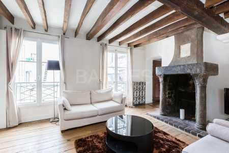 APPARTEMENT MEUBLE, PARIS - Ref A-13352