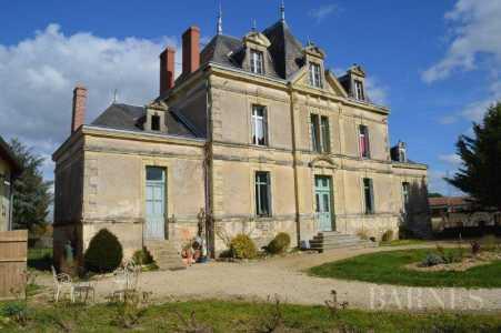 Manoir, Saumur - Ref 2553920