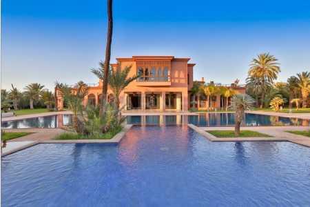 Villa de prestige, MARRAKECH - Ref M-41823