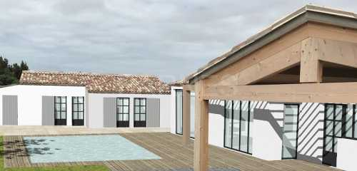 Maison, SAINTE MARIE DE RE - Ref M-74316